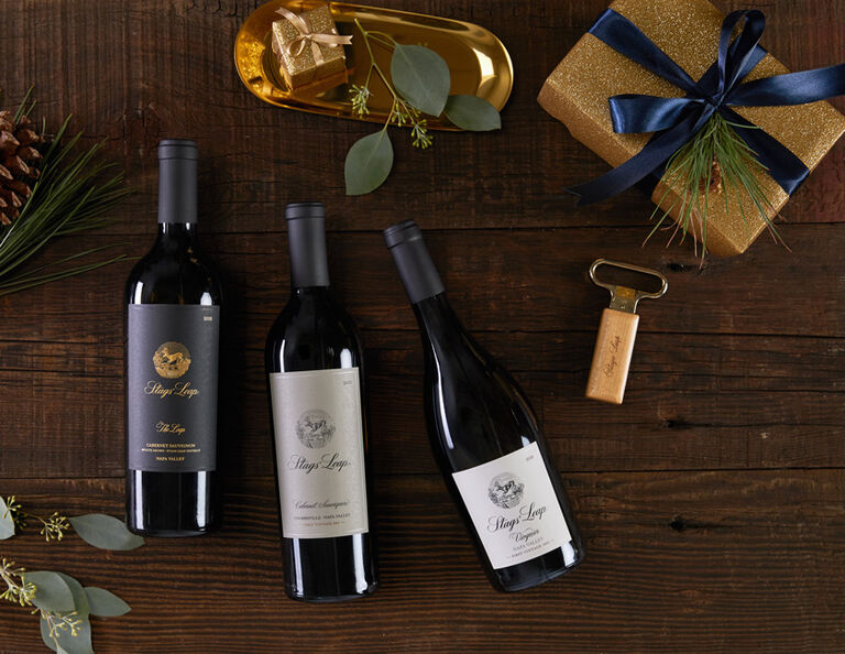 Gift of Stags' Leap The Leap Cabernet Sauvignon and Viognier