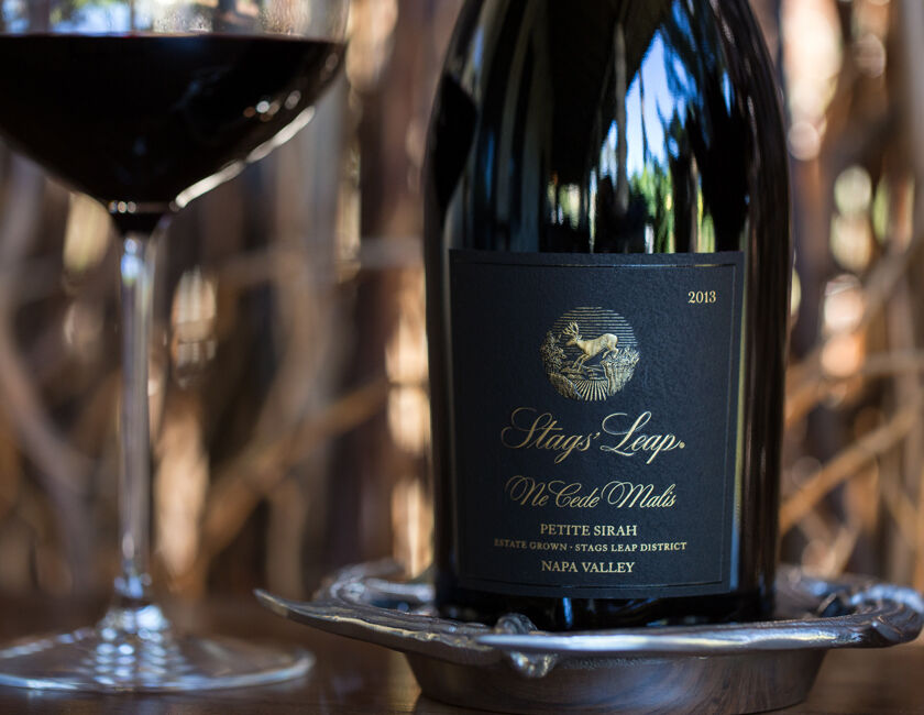 Stags' Leap Ne Cede Malis Petite Syrah Red Wine