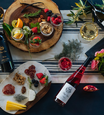 2019 Stags Leap Amparo Rose Tabletop Setting, image 3
