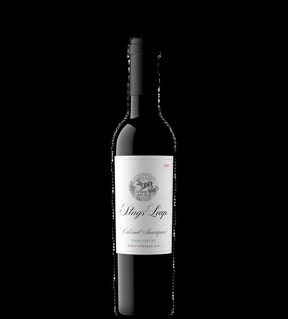 2017 Stags' Leap Napa Valley Cabernet Sauvignon 375 mL Bottle Shot