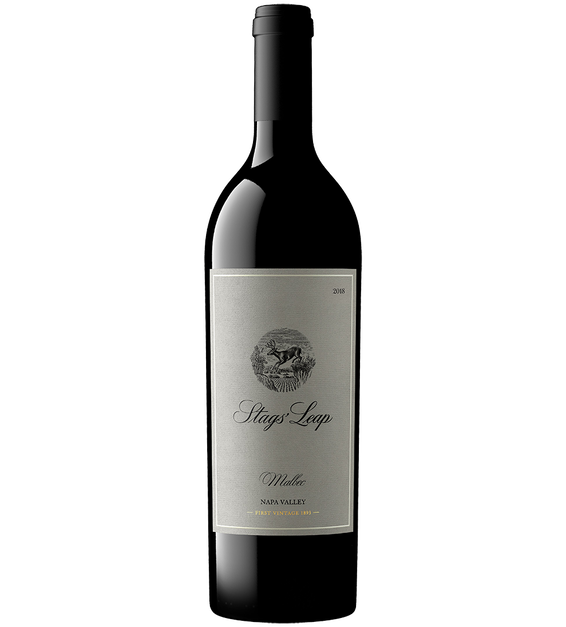 2018 Stags' Leap Napa Valley Malbec Bottle Shot