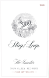 2018 Stags' Leap The Investor Red Wine Napa Valley Front Label, image 3