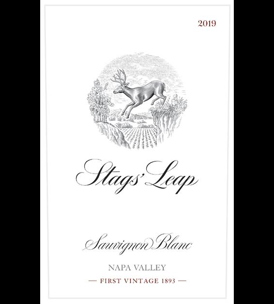 2019 Napa Valley Sauvignon Blanc Front Label