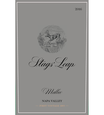 2016 Stags' Leap Napa Valley Malbec Front Label, image 2