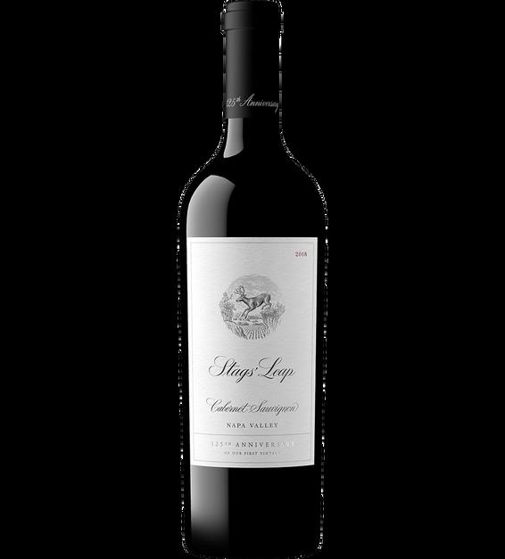 2018 Stags' Leap 125th Anniversary Napa Valley Cabernet Sauvignon Magnum Bottle Shot