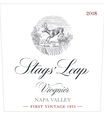 2018 Stags' Leap Napa Valley Viognier Front Label
