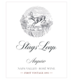 2019 Stags Leap Amparo Rose Front Label, image 2