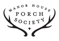 Manor house porch society icon