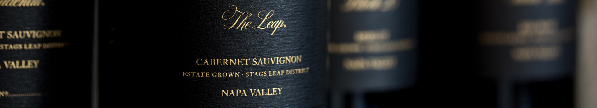 Stags' Leap Napa Valley Estate Grown Cabernet Sauvignon